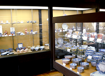 陶磁器の専門店